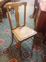 Pair of Antique Turn of the Century Chairs