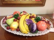 Capodimonte Deluxe Fruit Platter