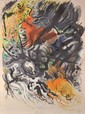 Edouard PIGNON 1905 -1993 - Composition, 1960
