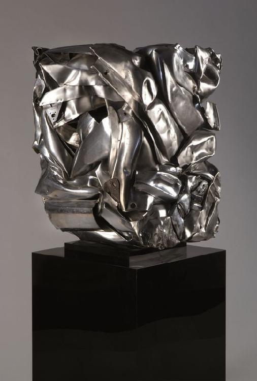 CESAR 1921-1998 - Compression de pare-chocs, 1966