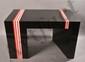Jean Claude FARHI 1940 - 2012 - Table à jeux de backgammon