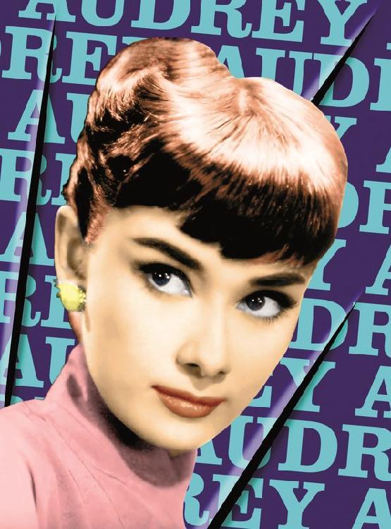Dominique MULHEM né en 1952 - Audrey