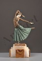 Demeter H CHIPARUS 1888-1950 - Ayouta