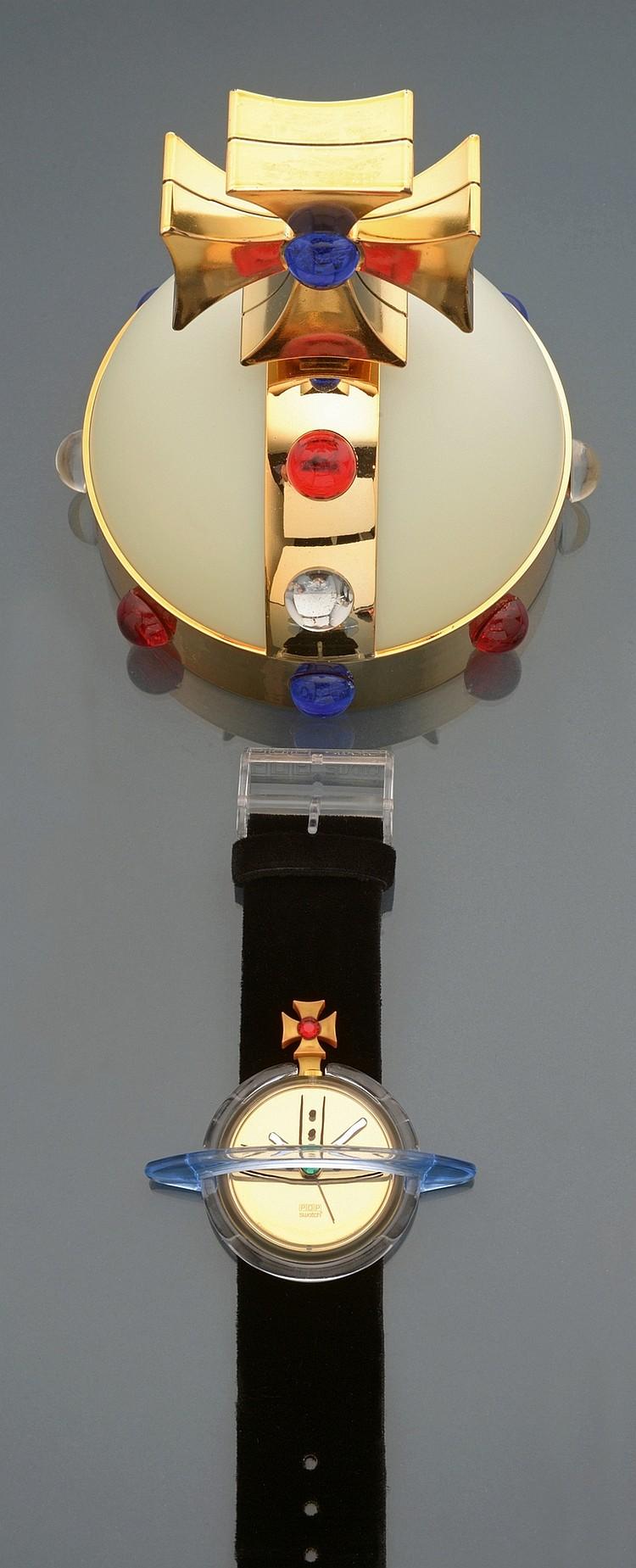 Swatch Modèle Asetra L