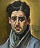 PEDRO FLORES (1897-1967)