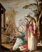 Laurent de La Hyre - Le miracle Sainte Elisabeth de Hongrie