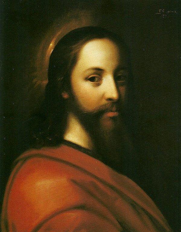 Gortzius GELDORP - Le Christ, La Vierge