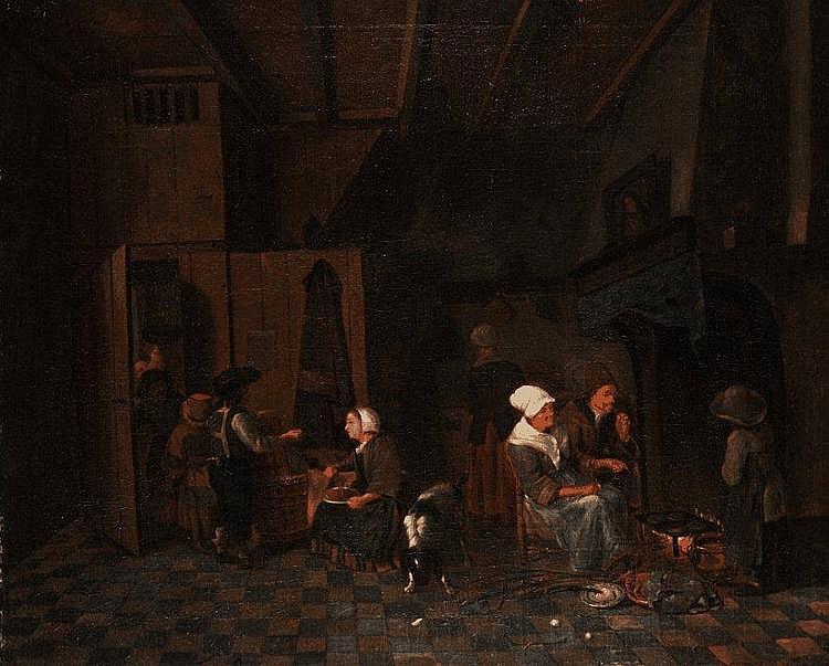 Jan Jozef I HOREMANS - Le bénédicité