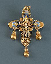 Très belle croix auvergnate