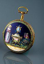 Vallette, Père, à Genève, vers 1820Belle montre de