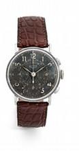HEUER Très beau et rare chronographe Vintage