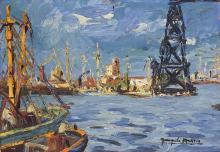 BENITO QUINQUELA MARTIN (1890-1977)