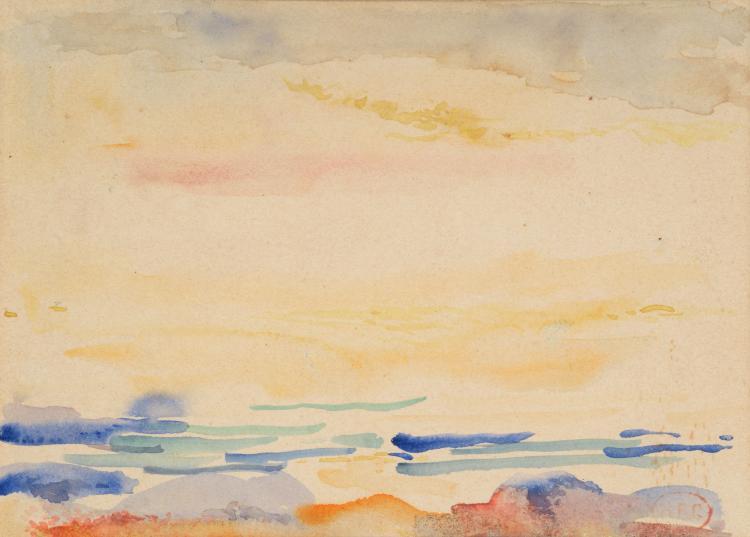 HENRI-EDMOND CROSS (1856-1910)