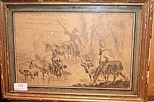 Atelier de Nicolaes BERCHEM (1620-1683)