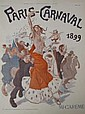 Revues (2). 1/ Paris Carnaval. Mars 1899. 2/