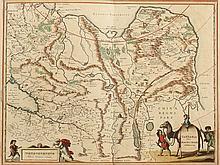[Asie] [Willem BLAEU ]- Tartaria sive Magni Chami Imper