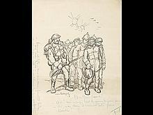 [Militaria] Maurice RADIGUET (1866-1941). - Ypres, Ypre