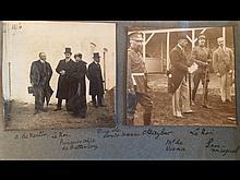 [Turf] Album [Le roi Alphonse XIII d'Espagne aux course