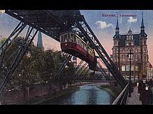 Trains & Gares. Environ 150 cartes postales.