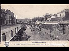 Hainaut: Mariemont - Morlanwelz. Lot de 2 petits albums
