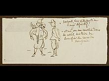 [Attribué à Amédée-Charles-Henri, comte de NOÉ dit CHAM