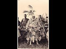 [Congo] [Gouverneur Jean Henri PAELINCK ]- Train inaugu