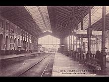 France. Auvergne. Environ 170 cartes postales.