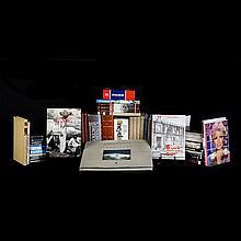 Lote de libros. 6 siglos de historia gráfica de México/ La Casa del Obelisco/ El Arte de Gabriel Figueroa/ Otros. Consta de: a) Casasol