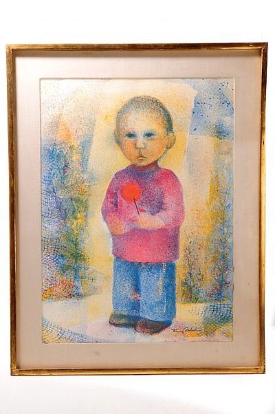 Fanny Rabel. (Polonia 1924 - México 2008). MORTON EMPEÑOS