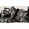 DAVID ALFARO SIQUEIROS, El canto general, 1968, Firmada, Litografía, 59.5 x 103 cm, David Alfaro Siqueiros, MXN0