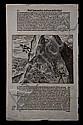 Beft Indianischer Hiftorien Erfter Theil. Páginas 19 - 20 tomada de un libro, Un grabado, 15 x 18.5 cm.