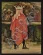 PABLO O´HIGGINS, Sin título, Firmada y fechada 44. Acuarela y gouache sobre papel, 54 x 40.5 cm
