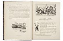 Charton, Edouard. Le Tour du Monde. Journal des Voyages et des Voyageurs. París: Librairie Hachette, 1896.