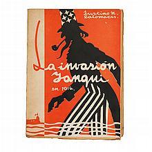 Underwood & Underwood / American Press Association. Fotografías de la Invasión Americana en Veracruz 1914. Complemento: Medalla y Libro
