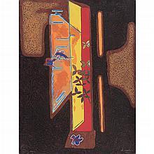 JUAN SORIANO, De la serie Ventanas, Firmada y fechada 2005, Litografía VIII / L, 80 x 61 cm
