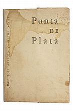 Arreola, Juan José - Héctor Xavier. Punta de Plata. Bestiario. México: Universidad Nacional Autónoma de México, 1993. En carpeta.