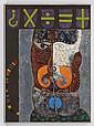 LEONEL MACIEL, El Brujo, Firmado y fechado 69. Óleo sobre tela, 85 x 62 cm