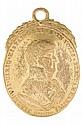 MEDALLA. PRINCIPIOS DEL S. XIX. Anverso: Efigie de Fernando VII y la leyenda: