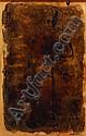 GILBERTO ACEVES NAVARRO, Sin titulo, Firmado y fechada 65 Tinta sobre cartoncillo, 48.5 x 31 cm, Gilberto Aceves Navarro, Click for value