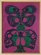 PEDRO CORONEL, Dualidad, Firmada. Litografía 163 / 200, 74 x 54 cm