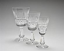 A WATERFORD CRYSTAL DRINKS SET