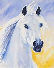 ROBERT MAGEE, (Canadian, 20th-21st century), Horse, Serigraph, A/P 13/25, H 17½ x W 14½ inches.