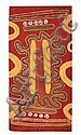 John Kipara Tjakamarra Big Pintupi Dreaming, 1971, John Kipara Tjakamarra, Click for value