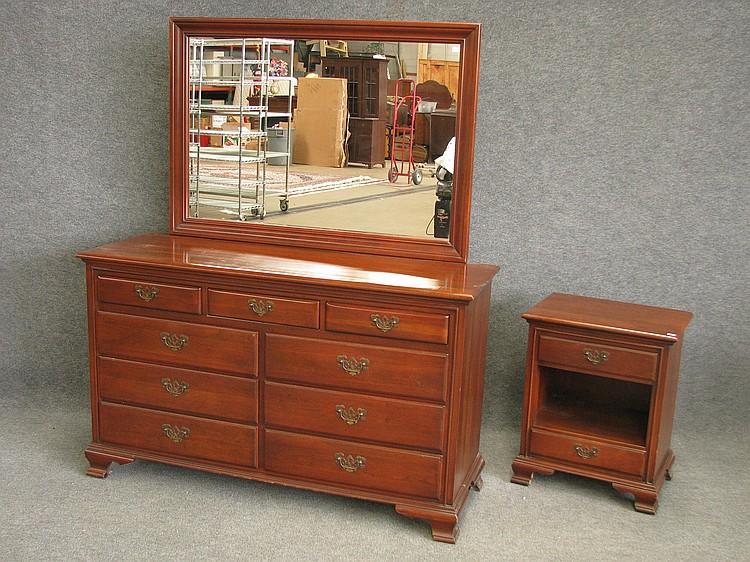 Dresser And Bedside Table Link Taylor Treasure