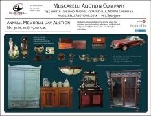 Annual Memorial Day Gallery Auction