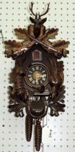 German Or Swiss Cuckoo Clock