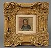 PIERRE AUGUSTE RENOIR (1841-1919)  Viellard Aux Cheveux Gris  oil on canvas  unsigned  having Hammer Gallery New York stamp..., Pierre-Auguste Renoir, $7,500