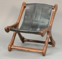 Don Shoemaker sling chair, Hecho Mexico.