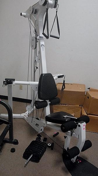 parabody weight machine