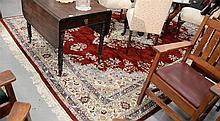 Oriental carpet, 9' x 11'10